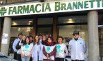 Alpini pontesi impegnati nella promozione del Banco Farmaceutico