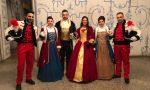 Daniele e Maylise sono Generale e Castellana del Carnevale di San Giorgio