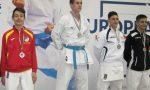 Tommaso Crivellin secondo nell'European Karate Cup