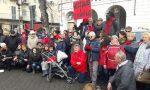 """Manifestazione contro la legge sicurezza, tanti comune in Canavese per """"L'Italia che resiste"""""""