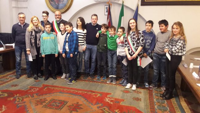 Consiglio Comunale dei ragazzi Cuorgnè, ecco i nuovi eletti | FOTO