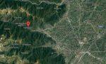 Scossa di terremoto nel Cuneese