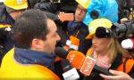 Proteste a Chiomonte contro Salvini, quattro No Tav denunciati