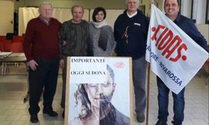 Gruppo Fidas di Lombardore e Rivarossa: studenti a scuola di dono