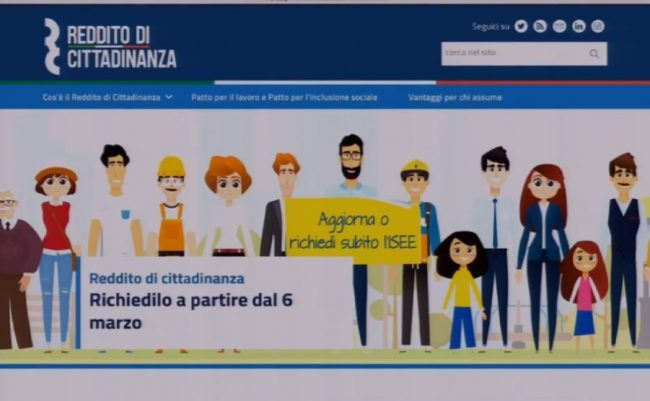 Scarica il modulo per il Reddito di cittadinanza RDC VIDEO