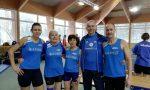 Ad Aosta primeggiano gli atleti dell'Azimut Canavesana