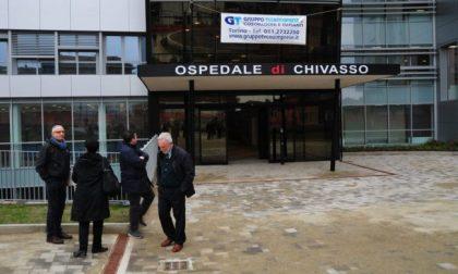 Coronavirus, primo morto all'ospedale di Chivasso