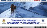 """A Valperga va in scena la rassegna di cinema """"A Piccoli Passi"""""""