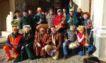 Stelle filanti in Val Grande