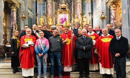 Cuorgnè: solenne celebrazione in onore di san Callisto Caravario