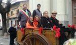Paolo e Wilma applauditi protagonisti del Carnevale