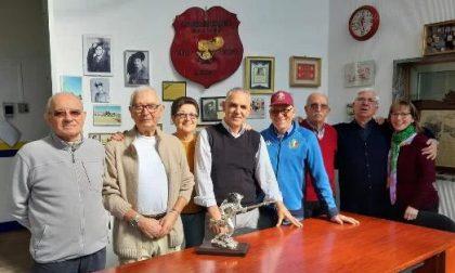Bersaglieri Leini festeggiano in attesa della trasferta a Borgaro