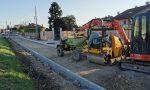 Viabilità e marciapiedi: lavori in corso a San Giusto Canavese