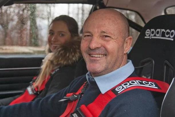 Rally, il supercampione Miki Biasion sabato a Prascorsano