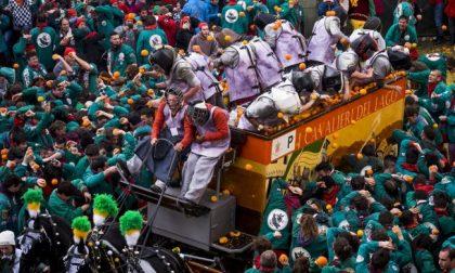 Carnevale Ivrea 2021 non ci sarà!