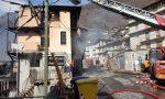Incendio Trattoria dei passeggeri: riaperta la strada Provinciale