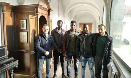 Richiedenti asilo collaborano con il Comune di Cuorgnè per il bene del territorio
