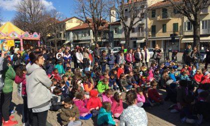 Bambini e ragazzi dell'Annunziata in piazza per #FridaysForFuture   FOTO