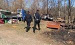 Controlli dei carabinieri nei campi nomadi, a Leini denunciato 55enne