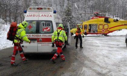Incidente sulla neve a Macugnaga: ferito 12enne