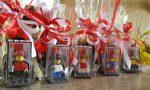 I Lego degli Abbà regalati ai piccoli Priori dal sindaco Sertoli