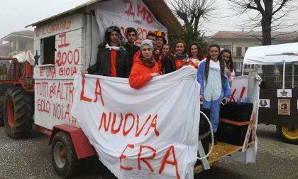 Carnevale di Corio: tutto pronto tra carri e Coscritti