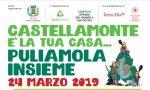 Una giornata ecologica nel concentrico del Comune di Castellamonte
