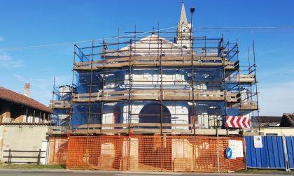 Cappella dell'Assunta a San Francesco al Campo, iniziata la ristrutturazione