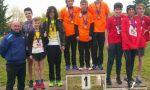 I giovani della Bairese per due volte d'argento nell'atletica