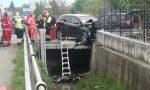 Incidente sulla Provinciale tra Busano e Valperga, due feriti