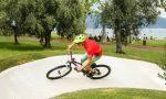 Nuova pista di pump track inaugurata sabato a Rivara
