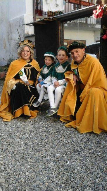 Carnevale di Banchette, un weekend intenso