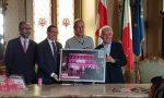 Figurine Panini, ecco quella dedicata alla tappa del Giro d'Italia a Ivrea