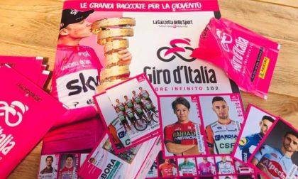 """A Cuorgnè nasce """"GiroFigu"""": iniziativa social per le figurine sulla corsa Rosa"""