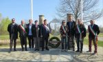 Lombardore: inaugurato il monumento ai Paracadutisti d'Italia