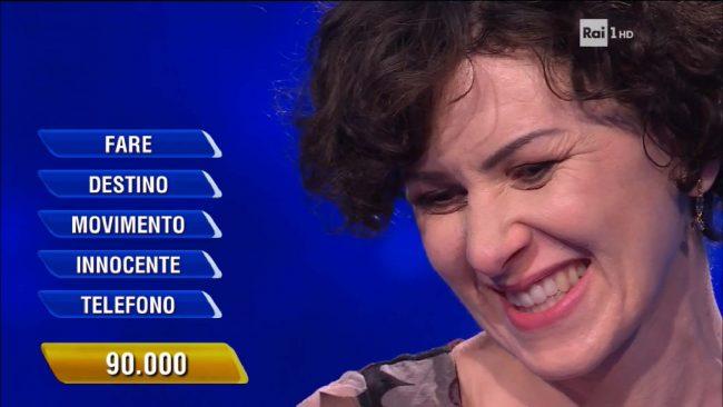 Record per Valentina, campionessa de L