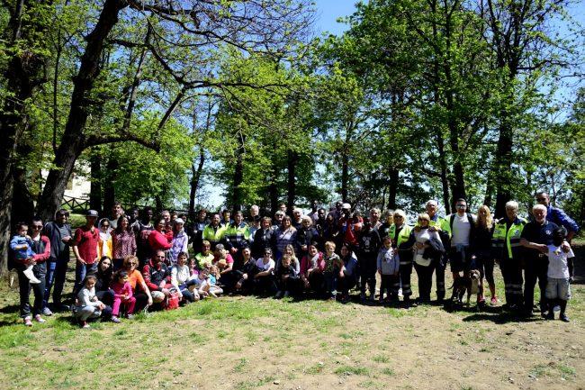 Integrazione e collaborazione passeggiando per Belmonte