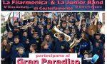 La Filarmonica di Castellamonte saluta il Giro d'Italia 2019