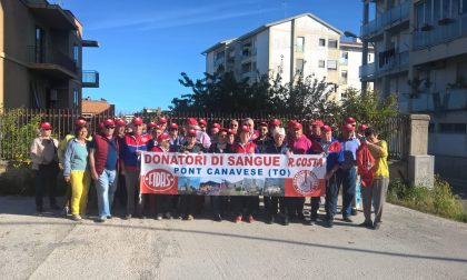 A Pont Canavese spazio alla festa per i 70 anni della Fidas