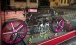 Aspettando il vincitore del Giro, Maliarosa si mette in vetrina a Castellamonte