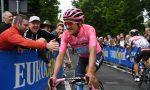 Giro d'Italia grande festa a Ivrea per la partenza della Tappa