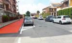 Parcheggi di via Verdi a Leini ridisegnati dopo le polemiche