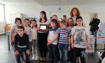 Ozegna: la poesia dei bimbi della IV elementare vince il secondo posto
