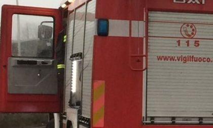 Paura a Torino: incendio in un supermercato   FOTO