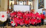 Croce Rossa in festa a Cuorgné: consegnate croci di anzianità