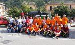 Tanti volontari in piazza per onorare l'Aib pontese