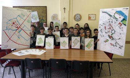 Vivere la città: gli studenti delle Medie progettano la Cuorgnè del futuro