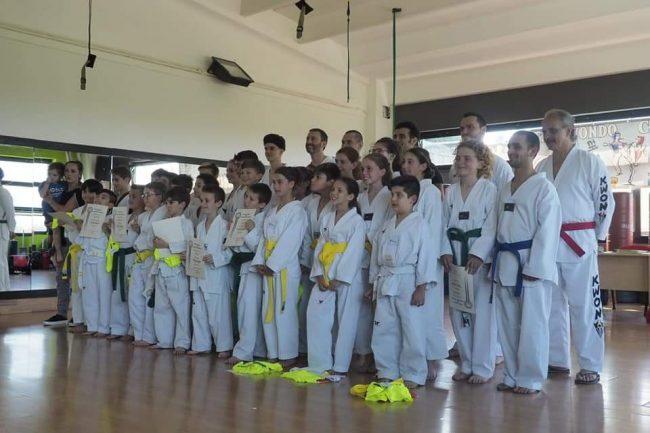 Grande finale di stagione per il Taekwondo Canavese