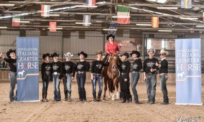 Il canavesano Alessandro Vicari ai campionati europei di Equitazione