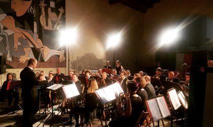 Cuorgnè: L'Accademia Filarmonica in concerto per la festa di San Luigi